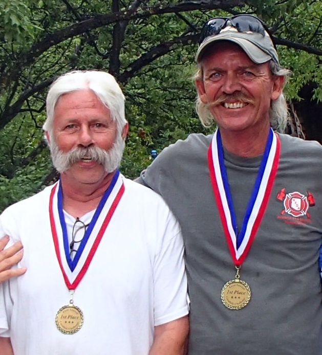 Rex & Don take home the Gold.  Congratulations !!